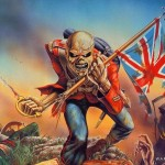 Iron Maiden Album Art