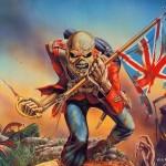 Iron Maiden Album Art