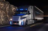 First Autonomous Truck